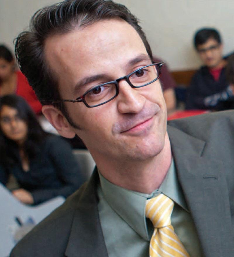 Prof. Robert Ghrist