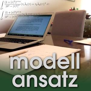 Der Modellansatz: Advanced Mathematics. Fotos: G. Thäter, Komposition: S. Ritterbusch