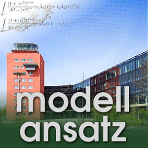 Der Modellansatz: Augmented Reality. Foto: Gudrun Thäter, Komposition: Sebastian Ritterbusch