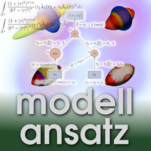 Der Modellansatz: Automatic Differentiation. Optimization and Visualization: A. Zarth, Composition: S. Ritterbusch