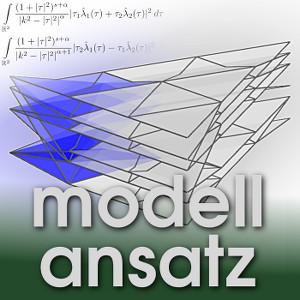 Der Modellansatz: Automorphe Formen
