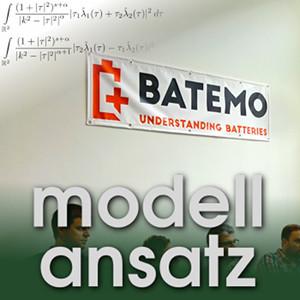 Der Modellansatz: Batemo, Foto: G. Thäter , Komposition: S. Ritterbusch