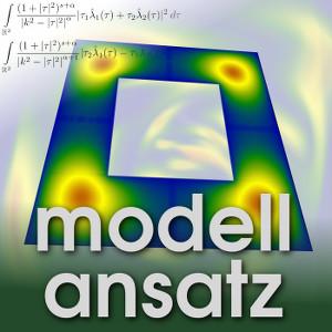Der Modellansatz: Computerunterstütztes Beweisen. Simulation und Visualisierung: Dagmar Rütters, Komposition: Sebastian Ritterbusch