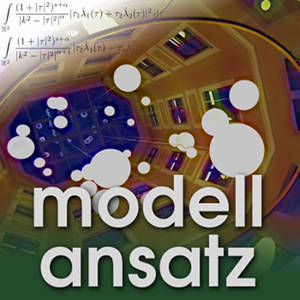 Der Modellansatz: Binärströmung, Foto: G. Thäter , Komposition: S. Ritterbusch