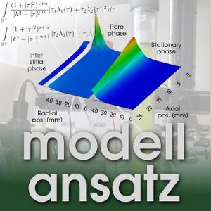 Der Modellansatz: Chromatographie, Visualisierung: Tobias Hahn