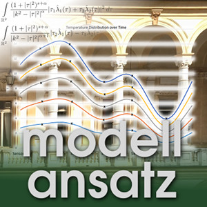 Der Modellansatz: Dynamical Sampling. Visualization: R. Aceska, Photo: G. Thäter, Composition: S. Ritterbusch