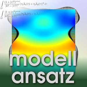 Der Modellansatz: Dynamische Randbedingungen, Visualisierung: D. Hipp, Komposition: S. Ritterbusch