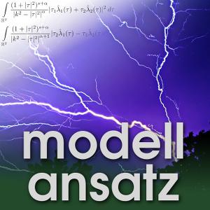 Der Modellansatz: Nonlinear Theory of Electrodynamics. Foto: CC0, Timothy Kirkpatrick, commons.wikimedia.org/wiki/File:Lightning.0257.jpg