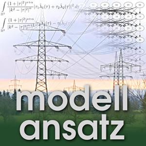 Der Modellansatz: Energie und KI, Foto, Graph und Komposition: S. Ritterbusch