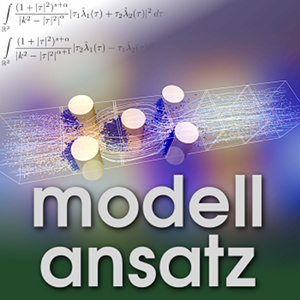 Der Modellansatz: Filters. Simulation: Liliana de Luca Xavier Augusto, Composition: S.Ritterbusch
