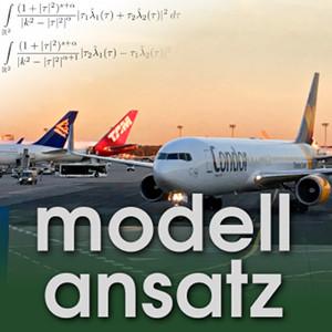 Der Modellansatz: Fluglotsen, Photo: G. Thäter, Komposition: S. Ritterbusch