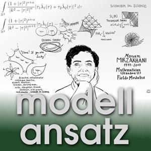 Der Modellansatz: Gender und Mathematik. In Memoriam: Maryam Mirzakhani, Artwork: Constanza Rojas-Molina