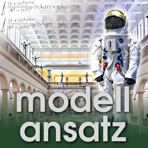 Der Modellansatz: Gravitationslose Strömung, Fotos: G. Thäter, Komposition: S. Ritterbusch