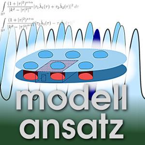 Der Modellansatz: Homogenization. Visualization: A.Khrabustovskyi, Composition: S.Ritterbusch