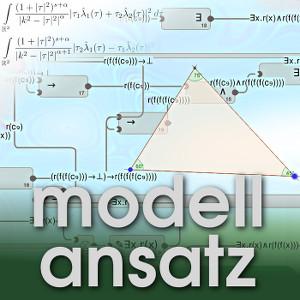 Der Modellansatz: Incredible Proof Machine, Beweis: J. Breitner, Komposition: S. Ritterbusch