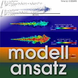 Der Modellansatz: Injektoren. Simulation und Visualisierung: Carmen Straub