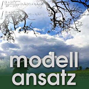 Der Modellansatz: Kinetische Theorie. Foto: G. Thäter, Komposition: S. Ritterbusch