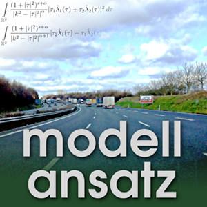 Der Modellansatz: Lärmschutz. Foto: Sebastian Ritterbusch