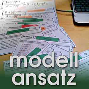 Der Modellansatz: Lerntheken. Foto: J.-M. Klinge, Komposition: S. Ritterbusch
