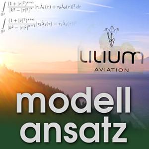 Der Modellansatz: Lilium. Fotos: G. Thäter & S. Ritterbusch, Komposition: S. Ritterbusch