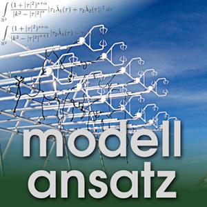Der Modellansatz: Lokale Turbulenzen. Foto: N. Vercauteren, Komposition: S. Ritterbusch