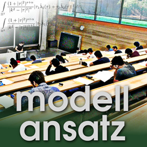 Der Modellansatz: Mechanical Engineering. Photo: G. Thäter, Composition: S. Ritterbusch