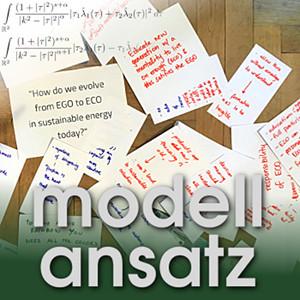 Der Modellansatz: Micro Grids. Photo: G. Thäter, Composition: S. Ritterbusch