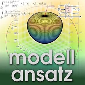 Der Modellansatz: Mikrowellen. Grafiken und Simulationen: J. Mödl, Komposition: S. Ritterbusch