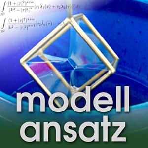 Der Modellansatz: Minimalflächen, Foto: Gudrun Thäter