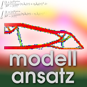 Der Modellansatz: Moving Asymptotics, Bild: A. Genda, Komposition: S. Ritterbusch