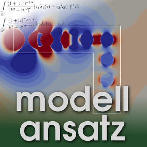 Der Modellansatz: Nanophotonics. Simulation and Visualization: R. Léger, J. Viquerat, C. Durochat, C. Scheid and S. Lanteri