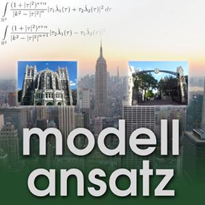 Der Modellansatz: New York. Foto: Kathrin Kadel, Komposition: Sebastian Ritterbusch
