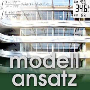 Der Modellansatz: Nutzerkomfort. Fotos: G. Thäter, Komposition: S. Ritterbusch
