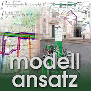 Der Modellansatz: ÖPNV, Bild: K.Nökel, Komposition: S.Ritterbusch
