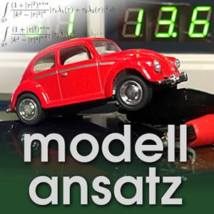 Der Modellansatz: Optimale Akkuladung. Foto und Komposition: S. Ritterbusch