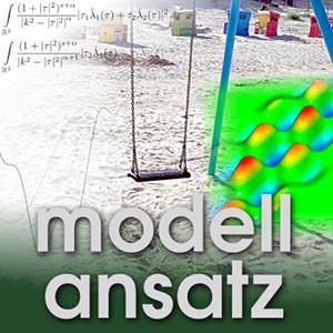 Der Modellansatz: Oszillationen, Bild und Komposition: S. Ritterbusch