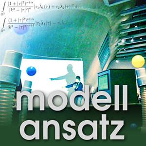 Der Modellansatz: Partikelströmungen, Foto: G.Thäter