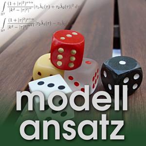 Der Modellansatz: Perfekte Gleichgewichte. Foto: Gudrun Thäter