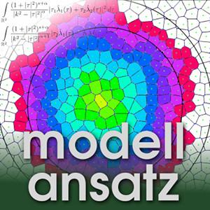 Der Modellansatz: Perkolation, Visualisierung: S.Ziesche