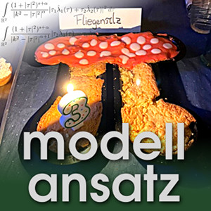 Der Modellansatz: Pi ist genau, Foto: G. Thäter, Komposition: S. Ritterbusch