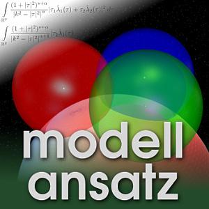 Der Modellansatz: Positionsbestimmung. Visualisierung: Sebastian Ritterbusch.