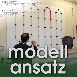 Der Modellansatz: Pumpspeicherkraftwerke. Foto: Gudrun Thäter