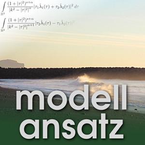 Der Modellansatz: Reguläre Strömungen Foto: G.Thäter