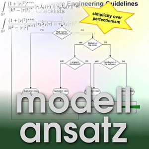 Der Modellansatz: Research Software Engineering, Grafik: C. Haupt, Komposition: S. Ritterbusch