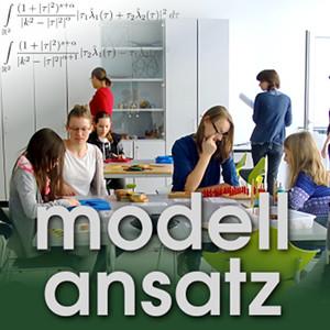 Der Modellansatz: Schülerlabor. Foto: G.Thäter