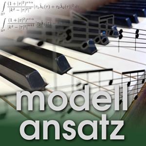 Der Modellansatz: Tonsysteme, Fotos und Komposition: S. Ritterbusch