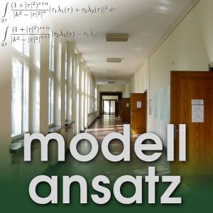 Der Modellansatz: Topologie, Foto: Gudrun Thäter