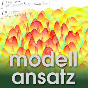 Der Modellansatz: Transparent Boundaries. Simulation: Sonia Fliss. Composition: Sebastian Ritterbusch