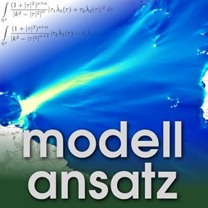 Der Modellansatz: Tsunamimodelle. Simulation und Visualisierung: A. Schäfer, Komposition: S. Ritterbusch