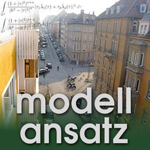 Der Modellansatz: Verkehrsmodellierung, Bild: G.Thäter